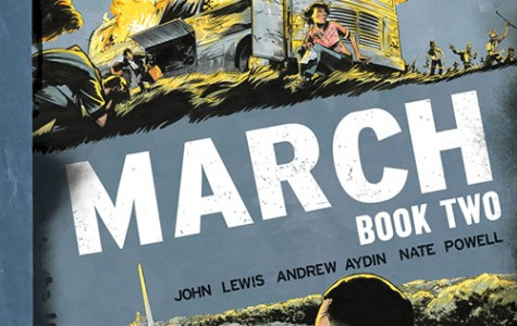 """""""March: Book Two"""" Tells a Story of Passion and Pain"""