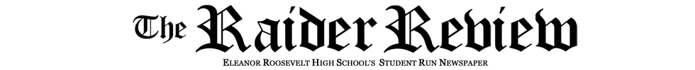 Eleanor Roosevelt High School's Student-Run Newspaper