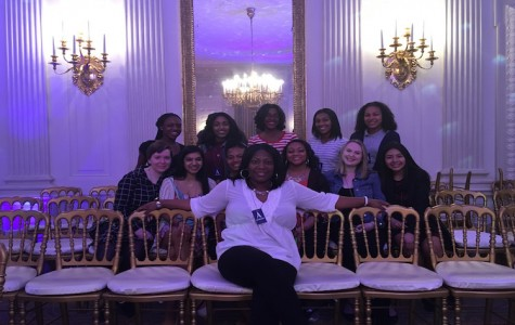 Chamber Choir Students Serenade the Obamas at State Dinner