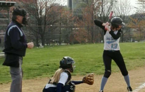 Softball: Raiders' Bats Too Much For Bulldogs