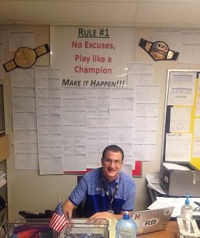 Teacher Feature: Mr. Levy