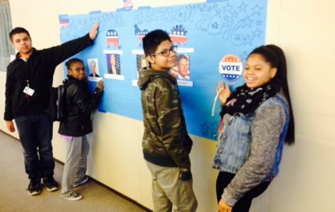 Deaf/Hard-Of-Hearing Students Organize ERHS Mock Election