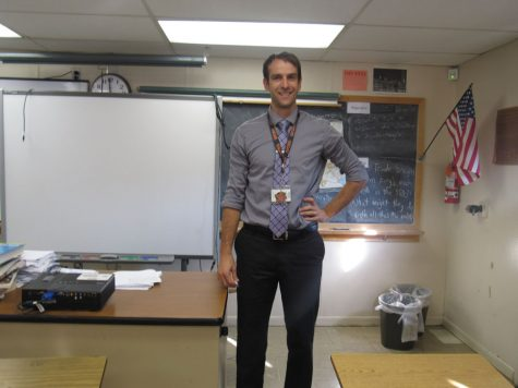 Teacher Feature: Mr. Brendan O'Connell