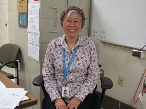 Teacher Feature: Ms. Yau-Jong Twu