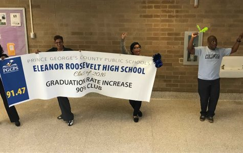 ERHS's Graduation Rate Reaches Past 90%