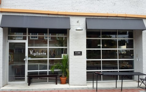Looking to rebel in your studying habits? Try Hyattsville's Vigilante Coffee