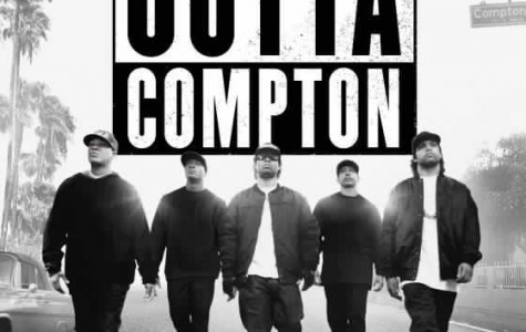 Straight Outta Competition; <i>Straight Outta Compton</i> Movie Review