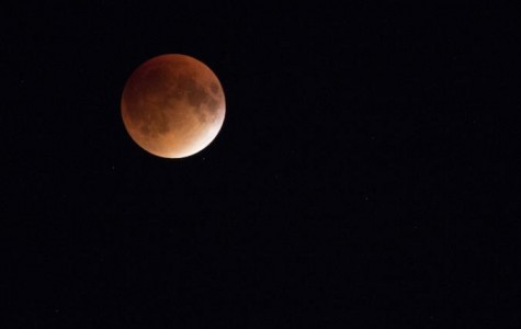 Rare Blood Moon Occurrence: A Bad Omen?