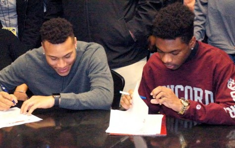 Roosevelt's Dynamic Duo Commits on National Signing Day