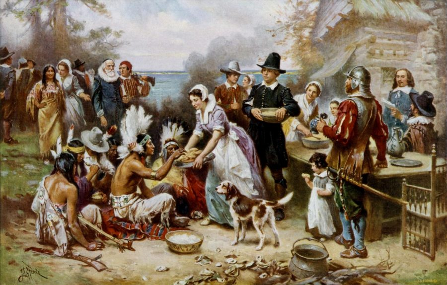 Why Celebrate Thanksgiving?