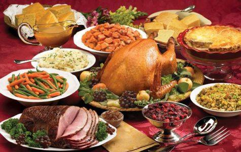 Favorite Thanksgiving Dishes