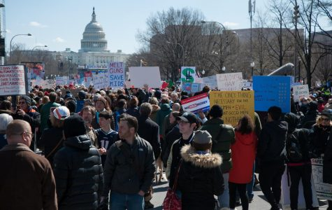 Students Take Gun Control Movement to Capitol Hill