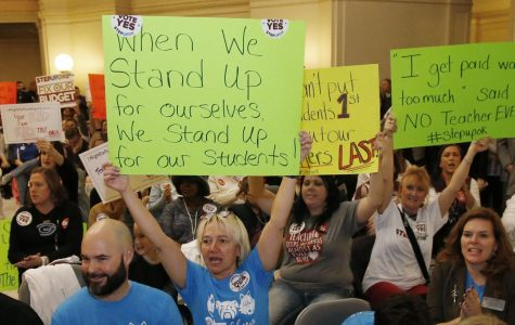 Teachers Demand a Higher Salary