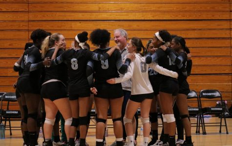 ERHS Varsity Volleyball team lose semifinals but not spirit