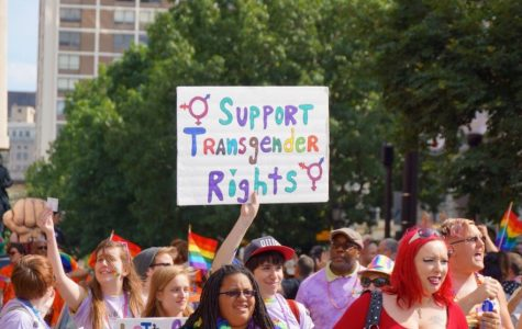 Students Call for Reform For Transgender Awareness Week