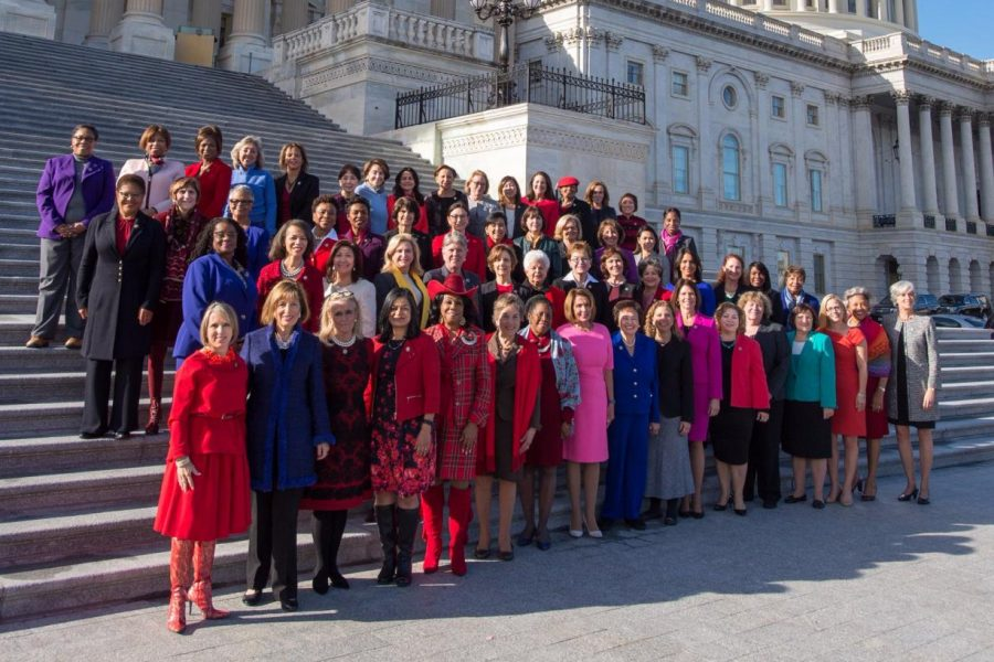 Democratic Women in 115th Congress