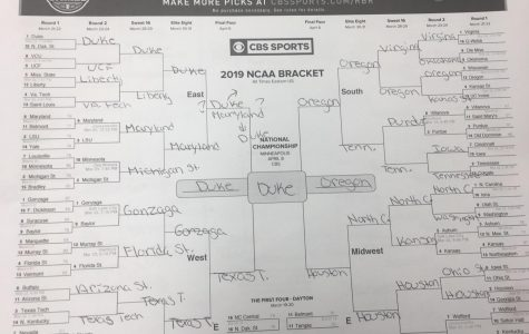 @RaiderGianna's March Madness Bracket