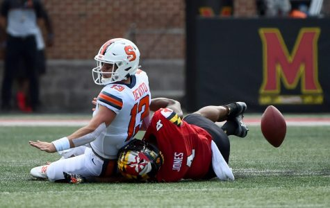 Maryland pummels Syracuse to move to 2-0 on the year.