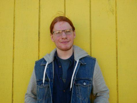 Photo of Liam Heneghan