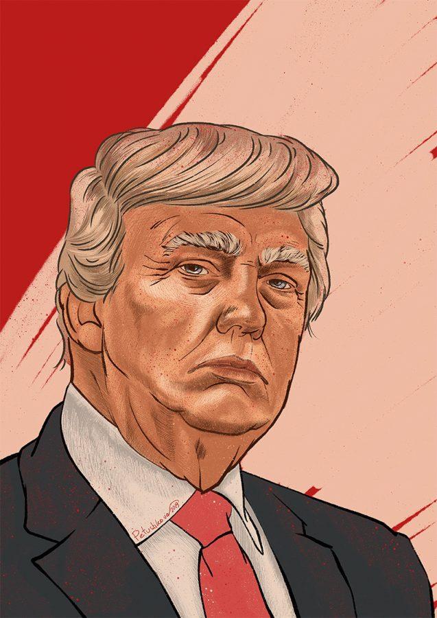The+House+of+Representatives+Votes+to+Impeach+Donald+J.+Trump