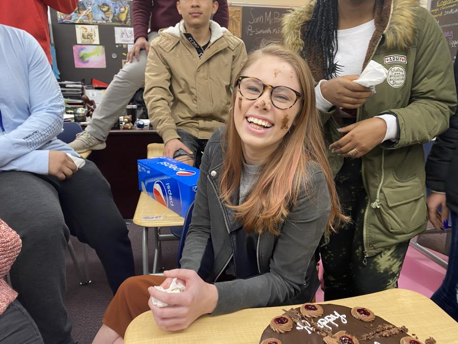 Teacher Feature: Samantha McParland