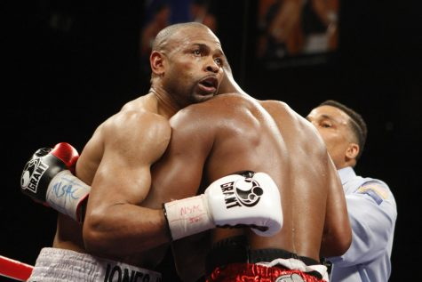 Photo Courtesy of Isaac Brekken/Associated Press  One of the Biggest 2020 Fights Mike Tyson Vs Roy Jones