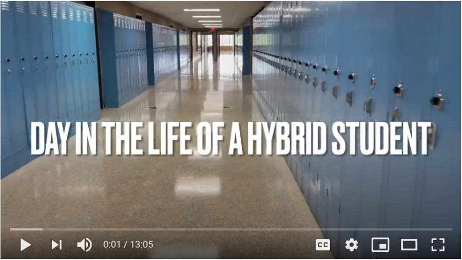 Video: A Day in the Life of a Hybrid Student